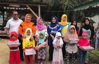 Yayasan Zaliyah Dirikan TBM