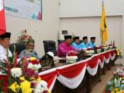 Ketua DPRD Rohul ajak seluruh elemen ikut membangun daerah dengan prestasi