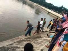 Buang Air Besar di Sungai Batang Lubuh, Seorang Anak Diduga Hanyut di Sungai