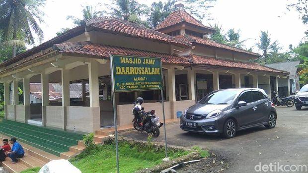 Masjid Jami' Darussalam di Banyumas