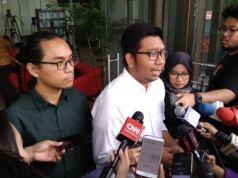 peneliti ICW, Kurnia Ramadhana. Foto: Tribunnews