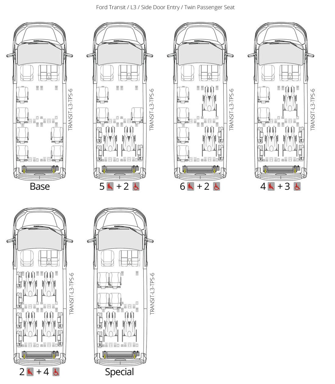 Minibus Configurator