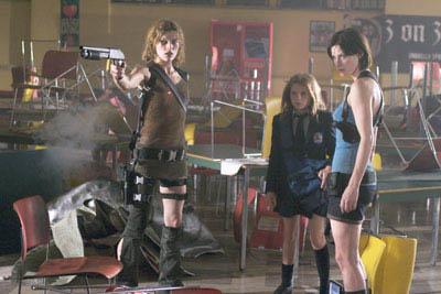 Para matar zombies lo mejor es ir a la última moda de la Casa de Campo. Claro que sí.
