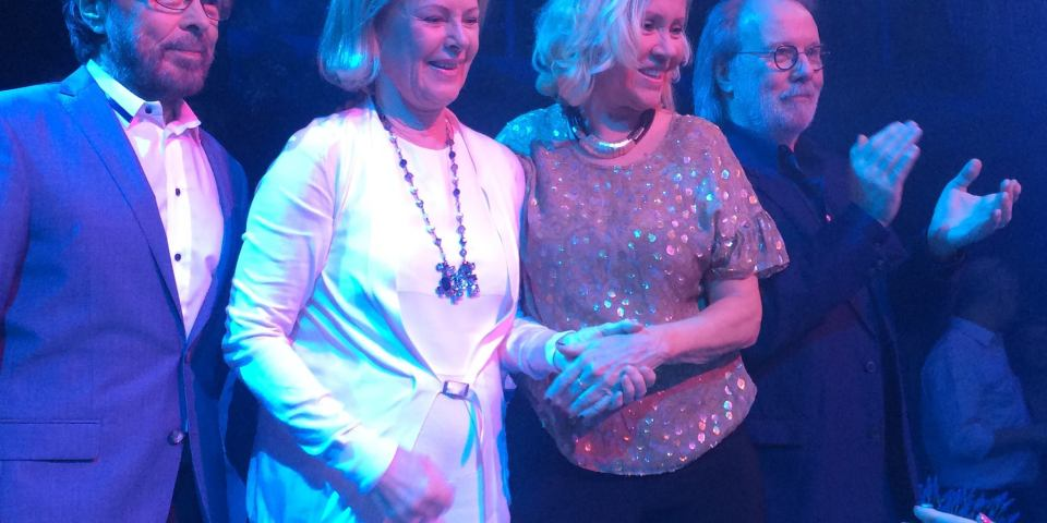 ABBA Back Together!