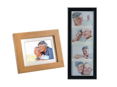 Tribute Frame Urns