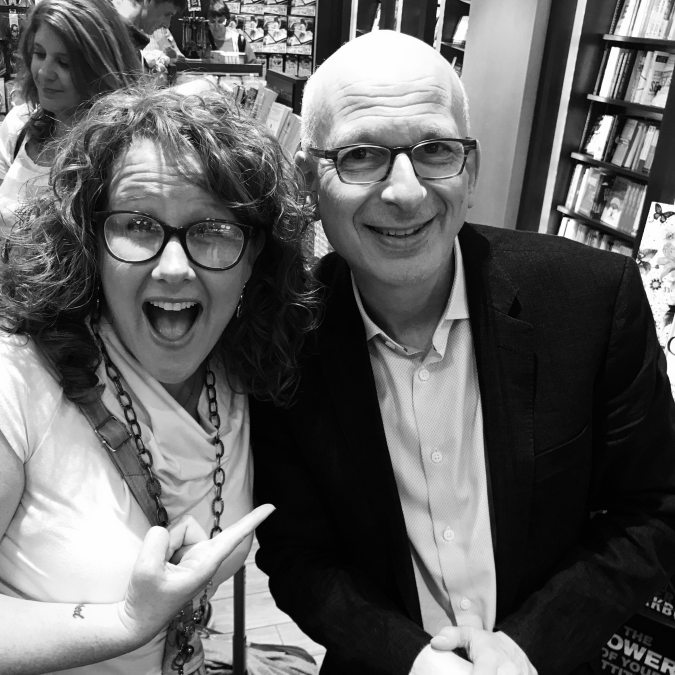 The Day Seth Godin Congratulated Me on Writing a Bestseller