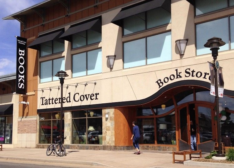 You're Invited to The Tattered Cover: This Sunday!
