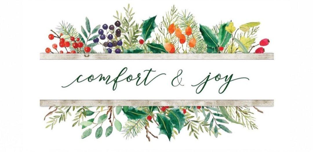 An Evening of Comfort and Joy