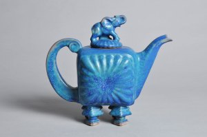 Jell-O Elephant Teapot
