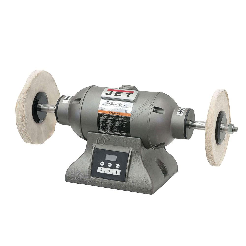 578218 Jet Ibg 8vsb 1 Hp Industrial Variable Speed Buffer