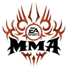 EA Sports Enki serpent face illuminati logo