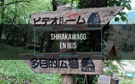 Visiter Shirakawago en bus - Japon - Trick Or Trip