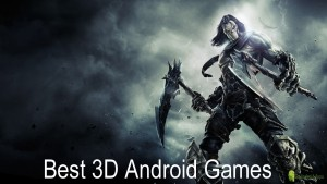 Best-3D-Android-Games