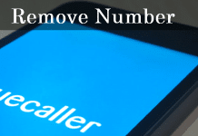 How To Remove Our Mobile Number From Truecaller App & Website