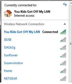 best wifi names of all times
