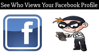 How To Check Who Is Looking At Your Facebook Profile