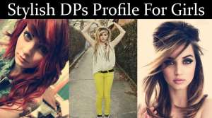 Girls Stylish Profile DPs For WhatsApp And Facebook