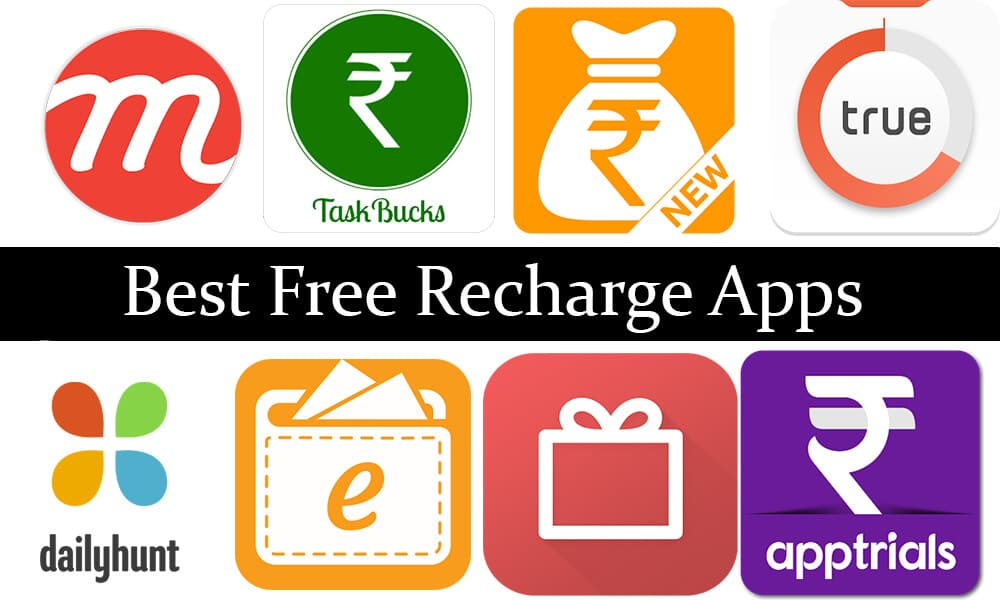 best free recharge apps