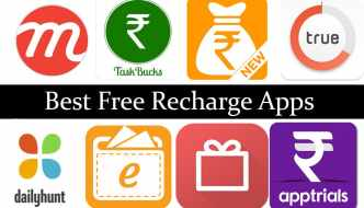 Top 10 Best Free Recharge Apps For Android