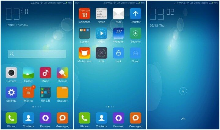 miui rom for android