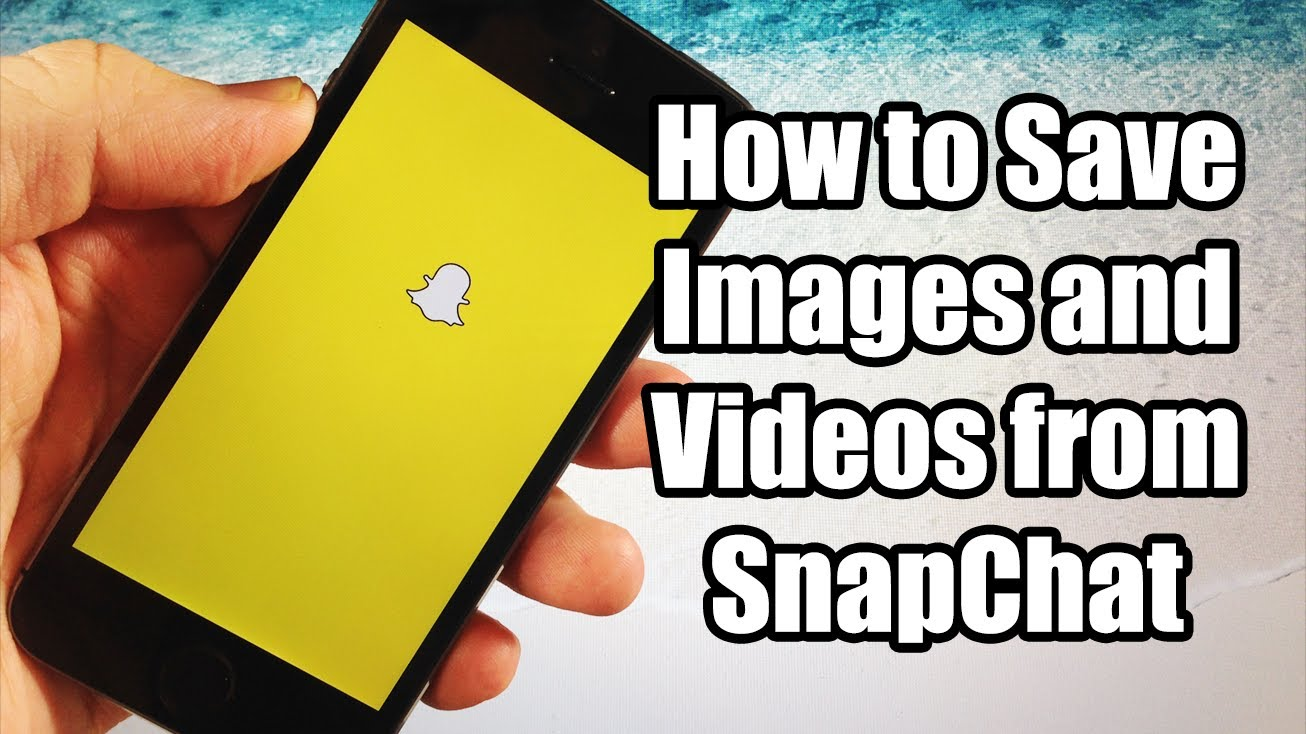 Apps to Save Snapchat Photos