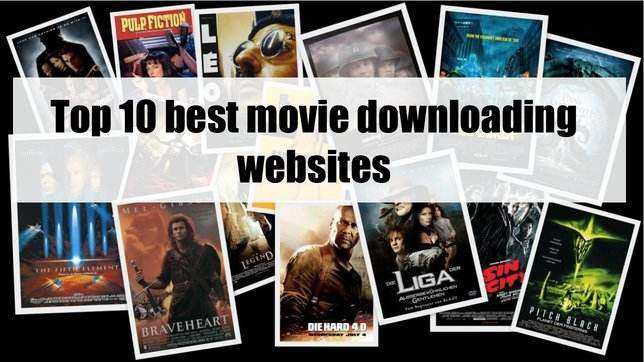 best movie downloading websites