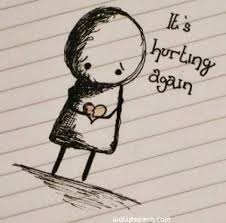 Heart Broken Whatsapp DP