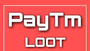 PayTm Loot: Get Rs.20 unlimited Recharges (old or new accounts)
