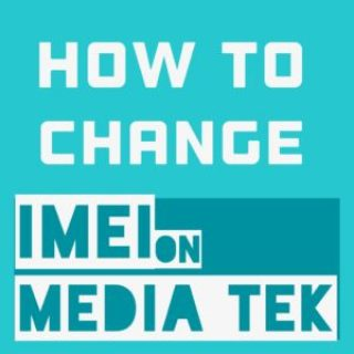 How to change IMEI on mediatek device