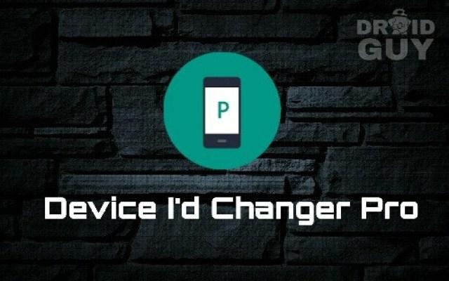 device I'd changer Pro full guide