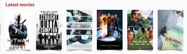 free movies watch