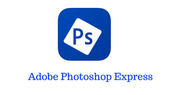 Adobe Photoshop Express Photo Editor For Windows