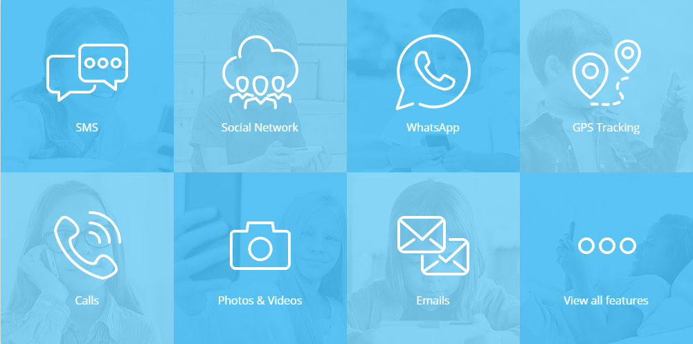 Features of Phone Tracking App