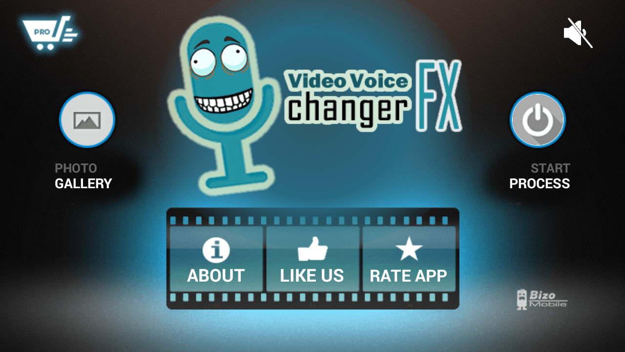 Video Voice Changer FX App