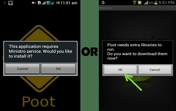 Ministro App Download - Poot App