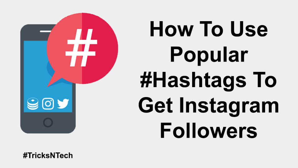 Popular Hashtags Instagram Followers