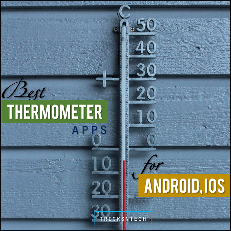 thermometer app