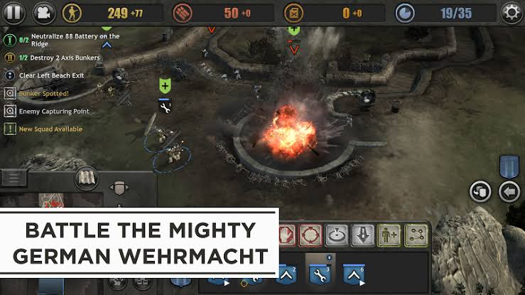 Company of Heroes Mod APK free download