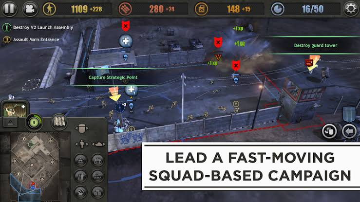 Company of Heroes Mod APK for andriod