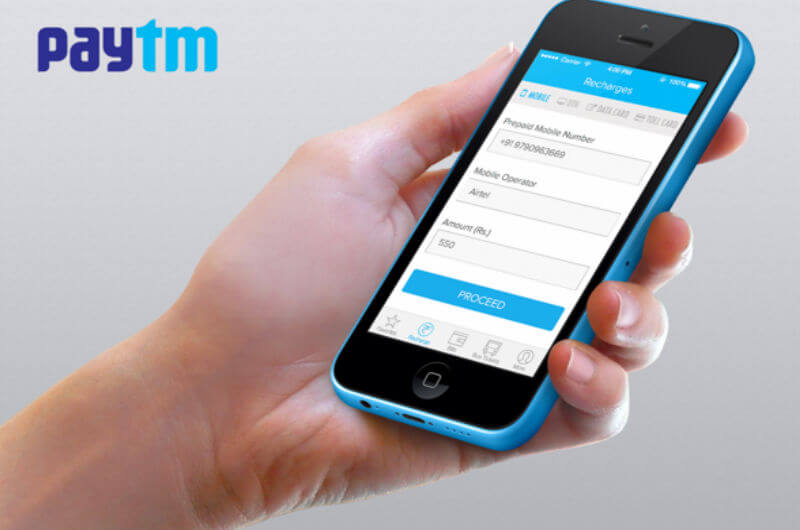 PayTm Free Recharge Promo Coupon Codes