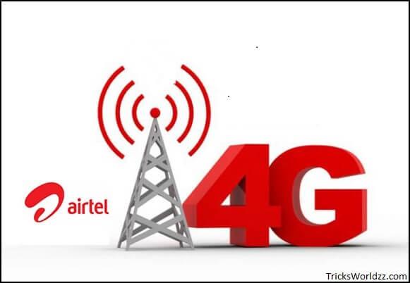 Airtel 4G Get Free 12 Months Free Internet