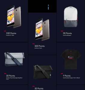 Loot ! Win OnePlus 3T and more for just ₹ 1 December Dash