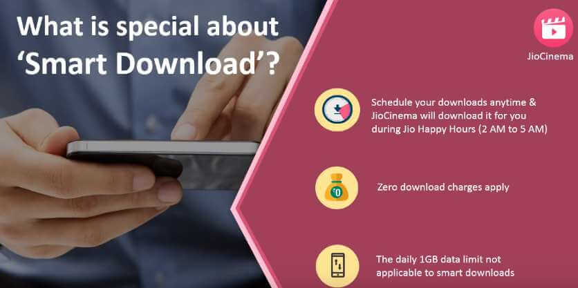 [Trick] Download Free Unlimited HD Movies with JioCinema - Reliance Jio