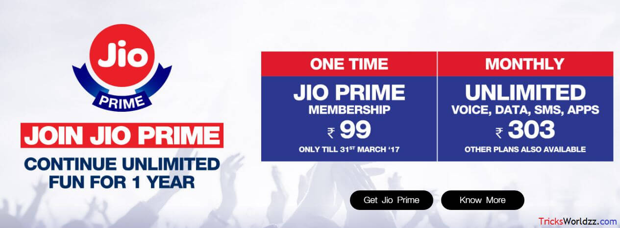 Jio Prime vs Non Jio Prime Membership Plans