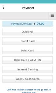 Make Payment to get enroll for JioPrime.