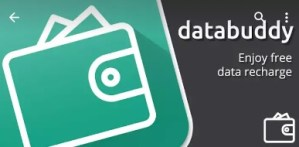 Free Recharge app DataBuddy