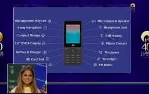 Reliance JioPhone Features