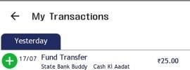 SBI Buddy App Get Free ₹25 Refer & Earn
