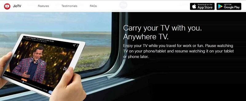 Trick to Play JioTV JioMovies upon Laptop PC Reliance Jio