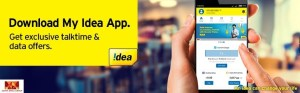 Get 512MB 4G Free Internet Data My Idea App